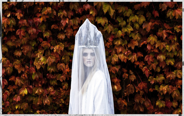 'White Witch' photographed by Grant Campbell