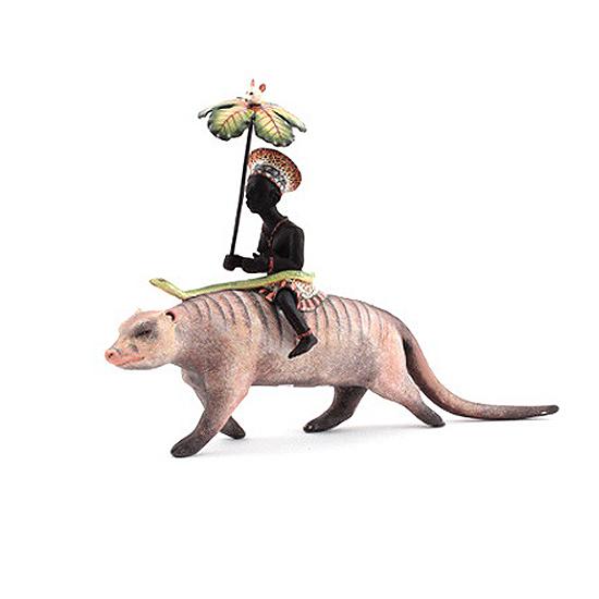 Ardmore - Mongoose Rider