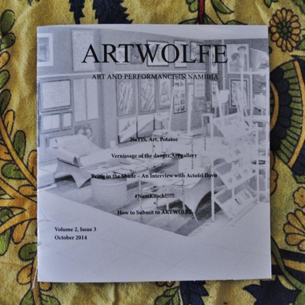 ARTWOLFE zine (1)