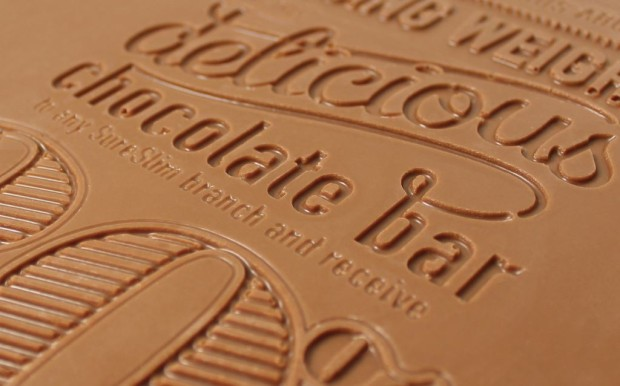 Publicis Machine Chocolate Flyer