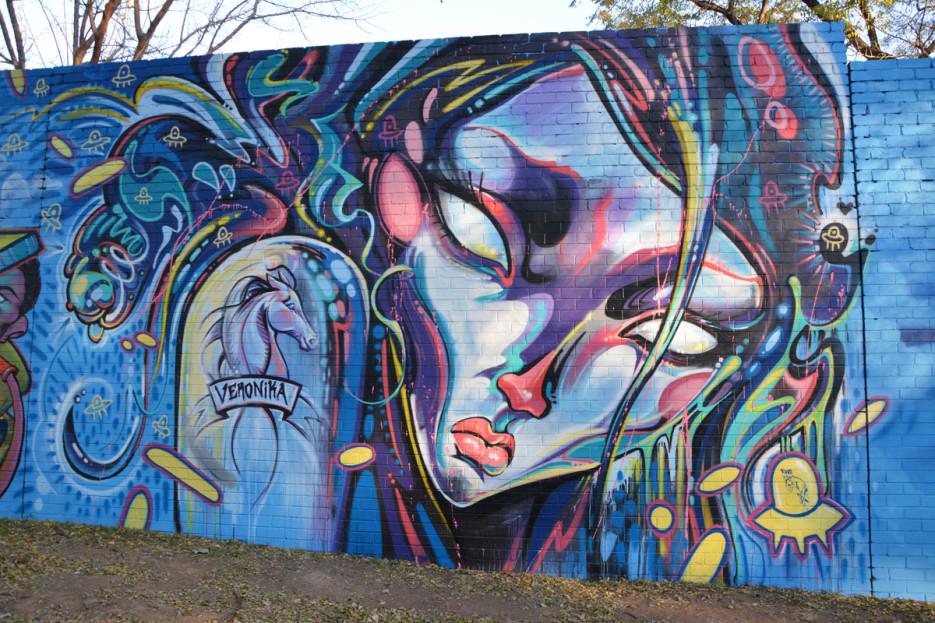 Benjay Crossman graffiti artist