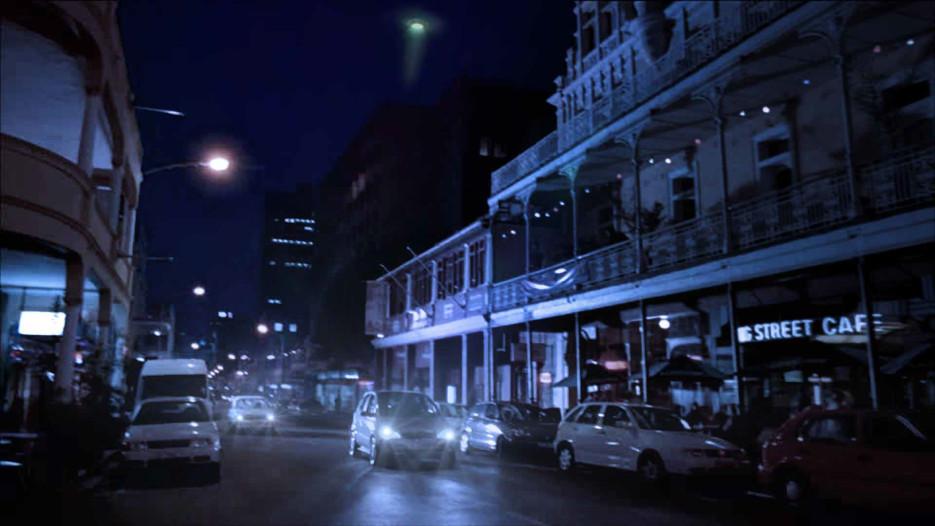 Original Sighting Cape Town #UFOSA[2][3]