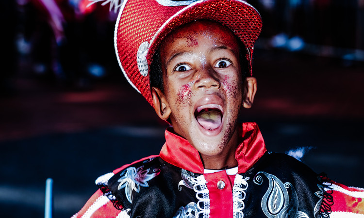 Tawfeeq Martin's Radiant Photo Essay of Cape Town's Annual Minstrel Festival