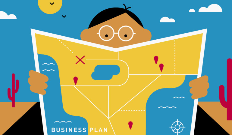 Business plan as a road map