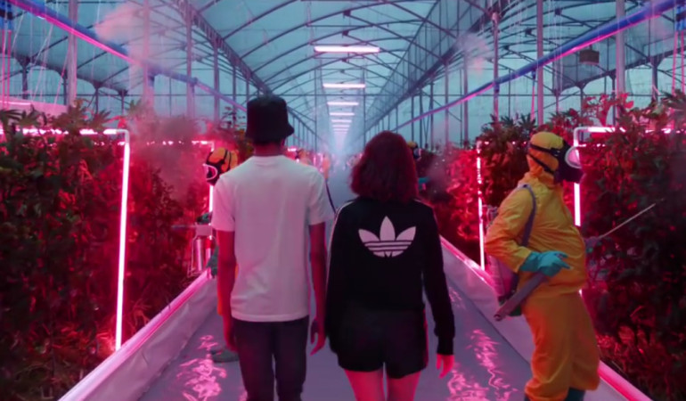 Terence Neale posits a brighter collective future in his latest TVC for adidas Originals