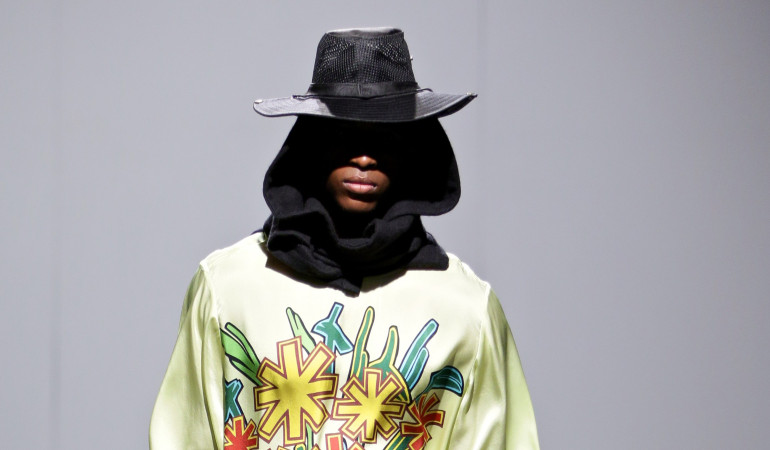 AKJP AW16's tropical winter art-inspired collection
