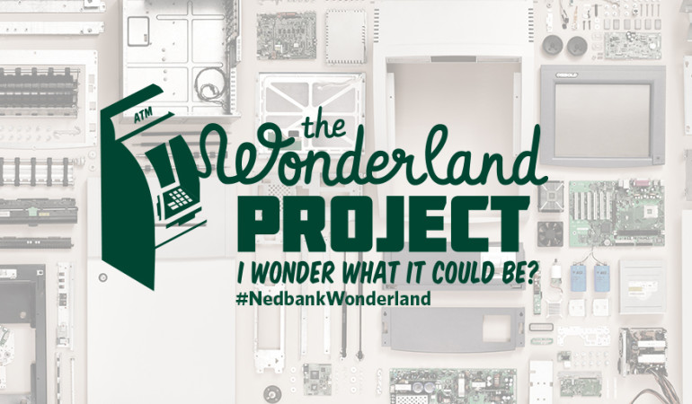 Nedbank is launching the Wonderland Project at Design Indaba