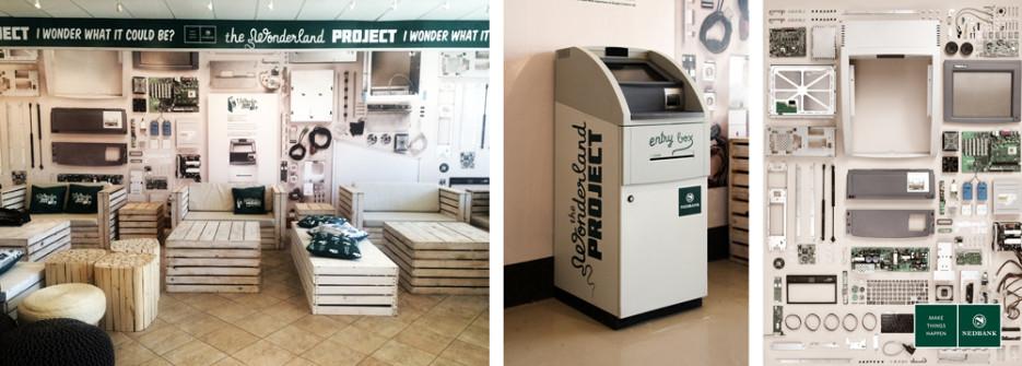 Nedbank Wonderland Project.