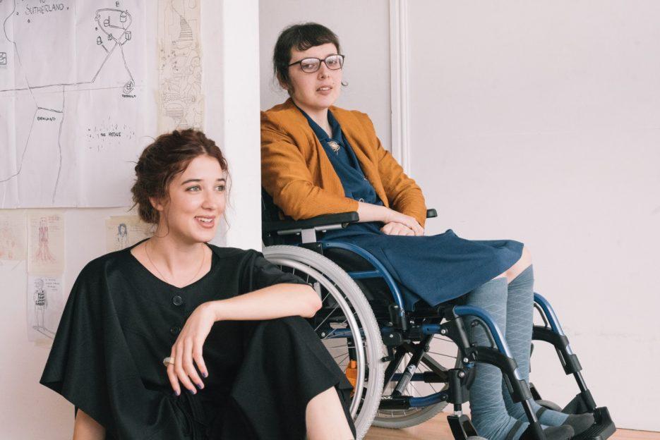 10and5 Creative Womxn x Genna Gardini and Amy Louise Wilson