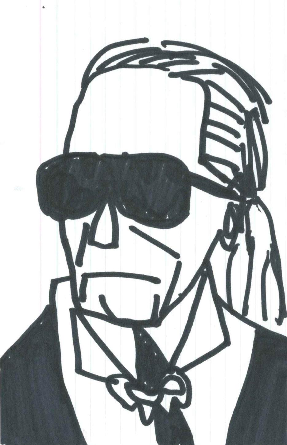 Karl, by Georgina