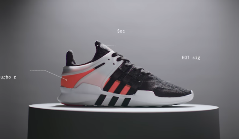 Only the Essentials: A short film on the history of the Adidas Originals #EQT