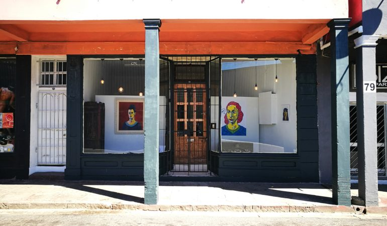 A sneak-peek at AHEM! – the Cape Town gallery dedicated to illustration and animation