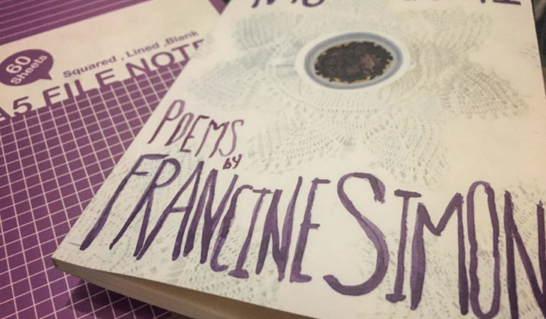 'There's no single meaning': Poet Francine Simon speaks about her debut collection, 'Thungachi'