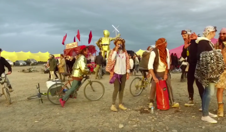 'Otherworldly cool' – Top 5 AfrikaBurn videos to get amped to for this year's festival