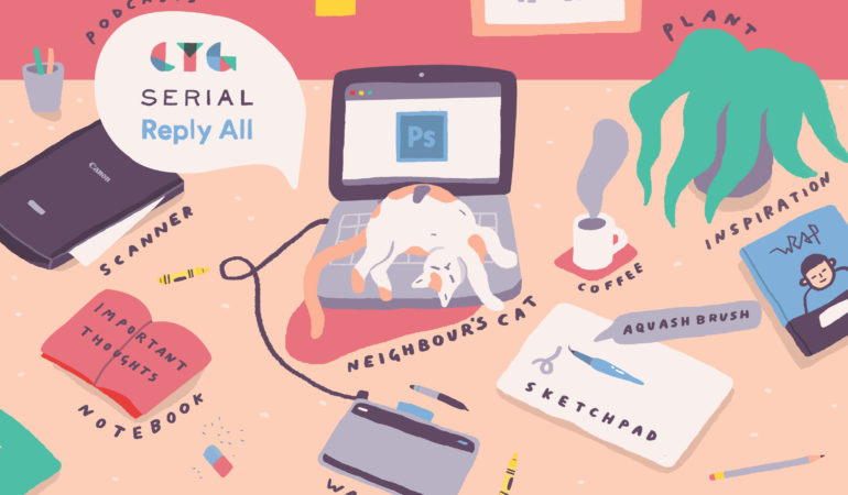 Five of our favourite female illustrators on their essential design tools