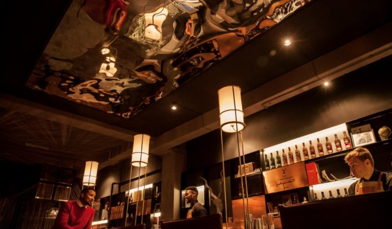 Highlights from The Glenfiddich Independent Bar, a whisky lounge like no other