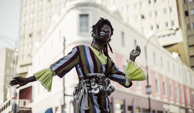 Video: Glory days – Watch musicians Jojo Abot, Sho Madjozi and Koek Sista's intimate Joburg performance