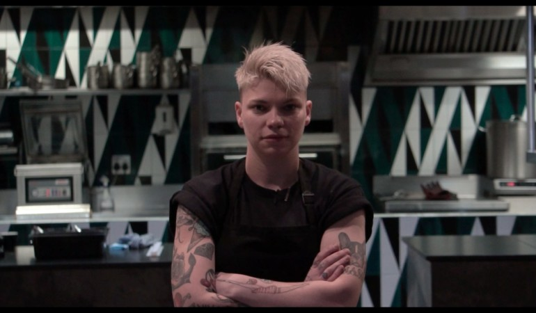 Creative Womxn 2017 | Video – Culinary superstar Ash Heeger on euphoria and blazing trails in the kitchen