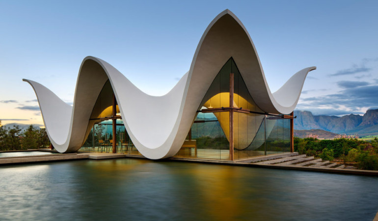 Video: Tripping through Western Cape architectural gem, Bosjes