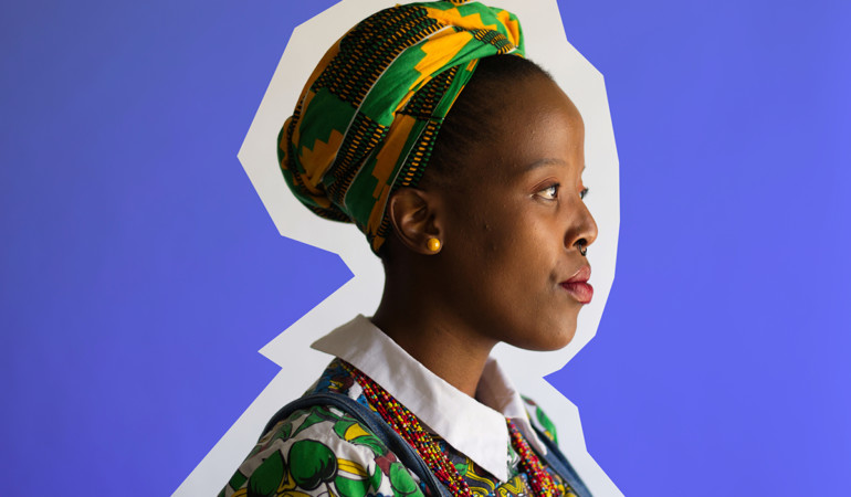 Creative Womxn 2017 | Poet Mandi Vundla: 'I'm deeply connected to the struggles of the women I come from'