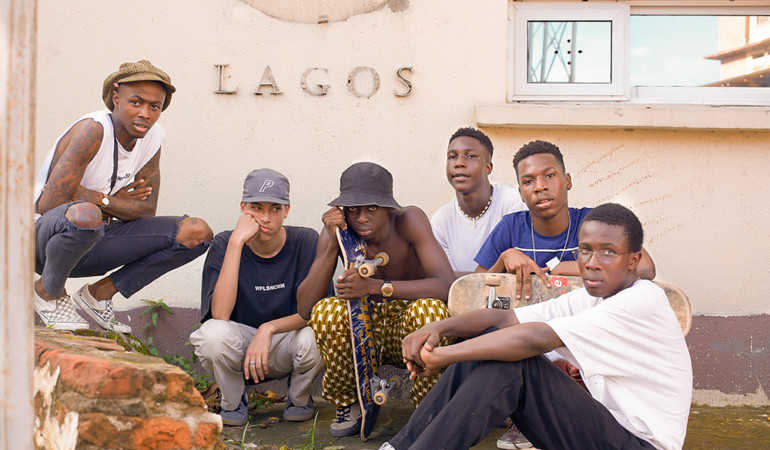 Meet the crews sparking a skate revolution across Africa