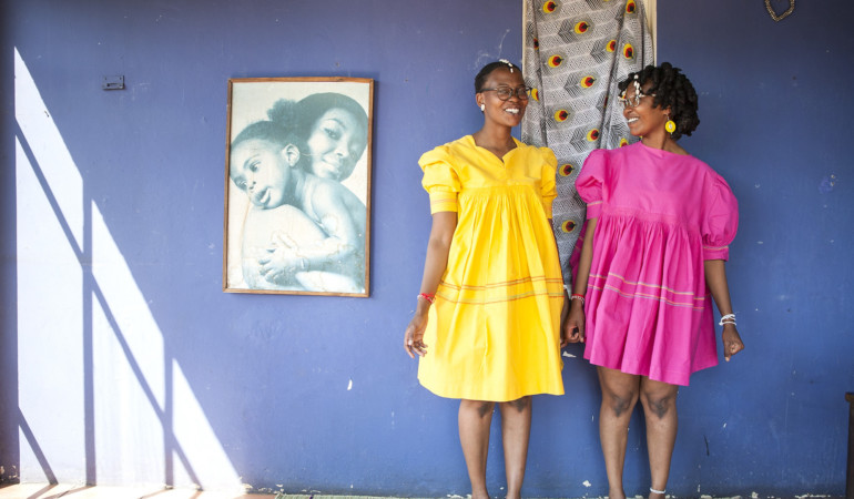 On dressing the spirit – Twin creatives Duduzile and Smangele Mathebula talk ancestry and style