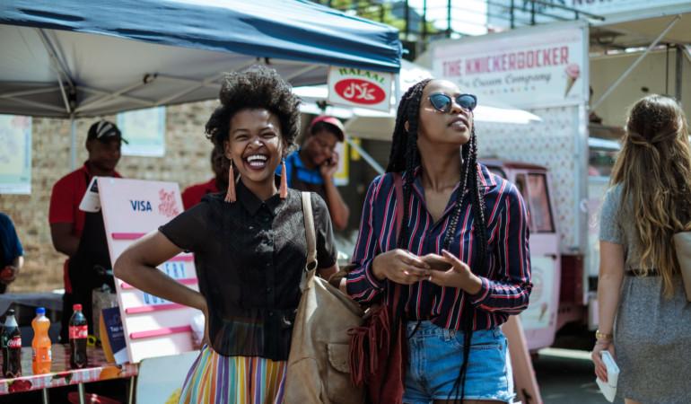 Snapped! Scenes from Visa Street Food Festival Johannesburg 2017