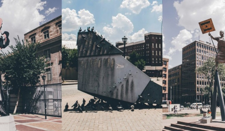 Street view: Take a tour of 11 of Joburg's most iconic public artworks