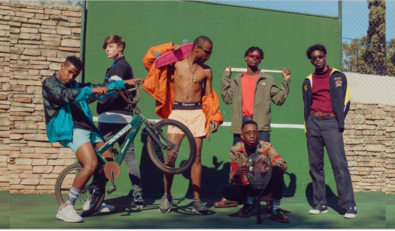 Retro label Swift Thrift drops look book and breathes life into Joburg's streetwear scene