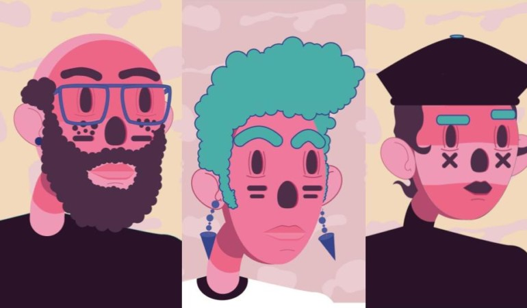 Swipe right, if you dare: The 9 creatives you might find on Tinder