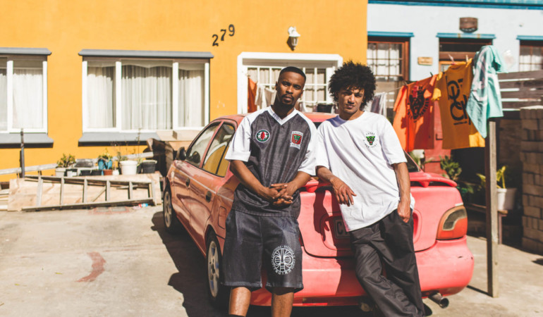 Butan x Hipebeast new lookbook follows friends in transit from CBD to the Cape Flats