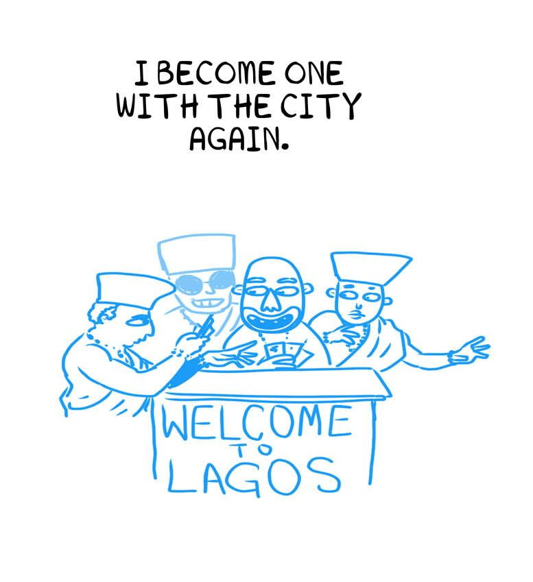 Love Letters to Lagos