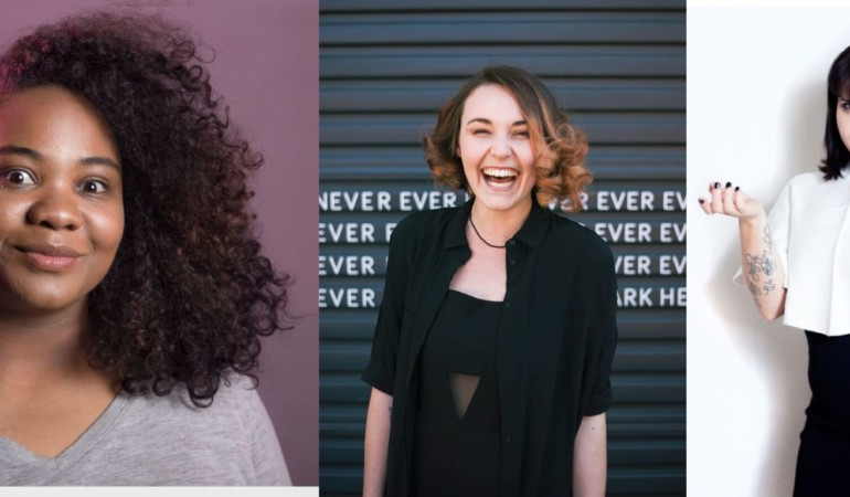 Stand up! Here are the womxn taking over South Africa's comedy scene