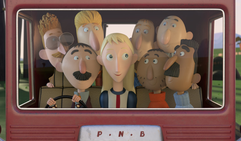 Cape Town created animation film 'Revolting Rhymes' gets nominated for an Emmy award