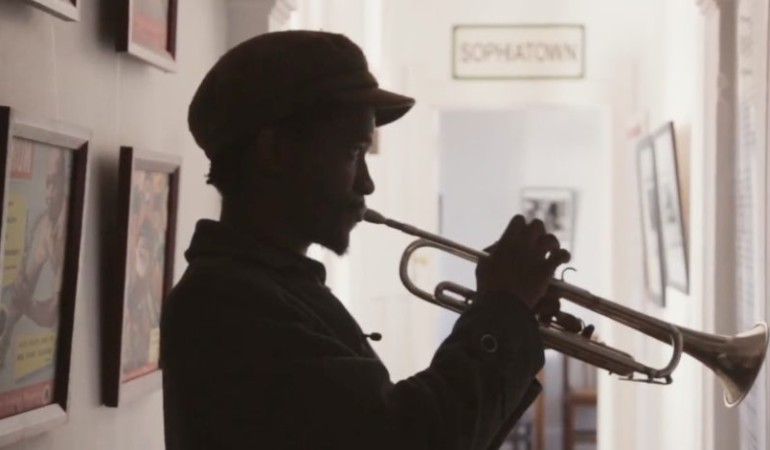 Video – Trumpeter Mandla Mlangeni talks the art of jazz ahead of new album release