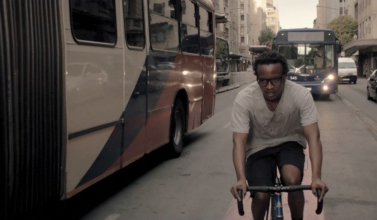 'Riding through Joburg' – Watch the brand new cycling film 'Pls Do Not Count This'