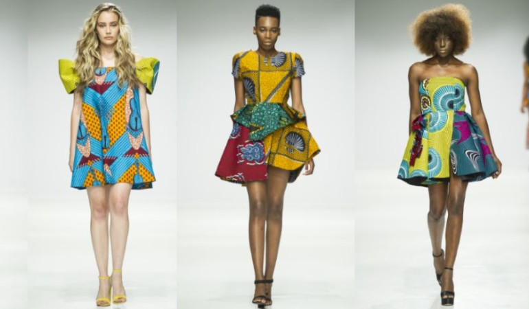 In vivid colour: Ri.Ch Factory wows with debut show at #SAFW 2018