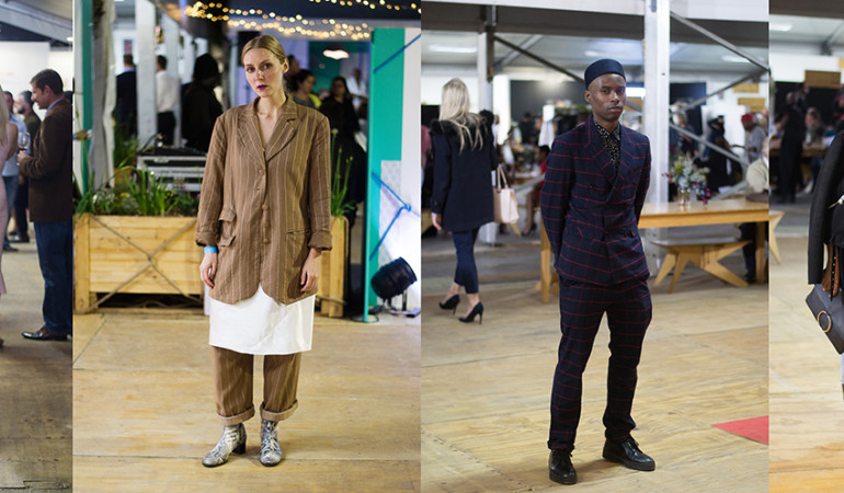 Street style: The best looks at the Sanlam Handmade Contemporary Fair 2017