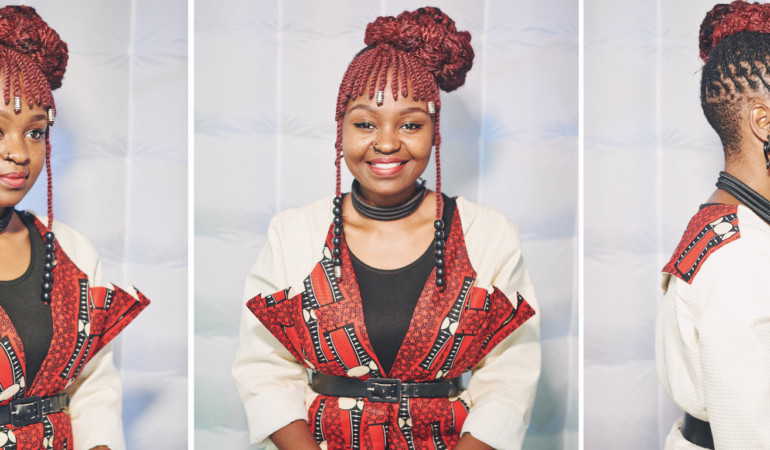 Gallery: Faces and crowns spotted at Joburg's Art of Hair get-together ?