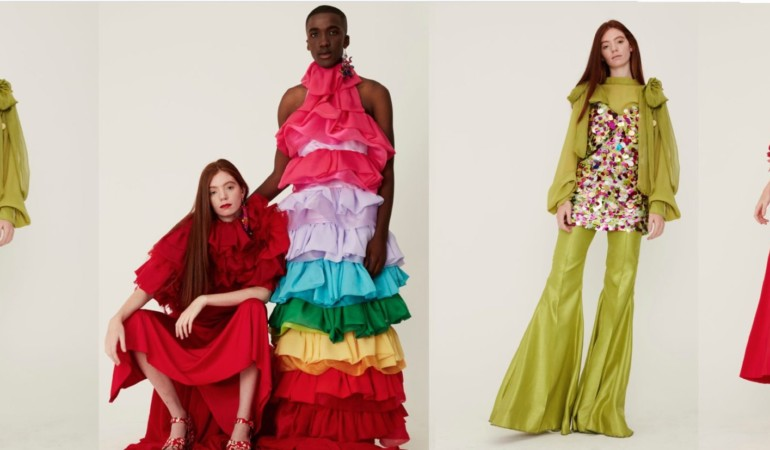 Cape Town's stand-out fashion grad Liz Valentina drops debut collection
