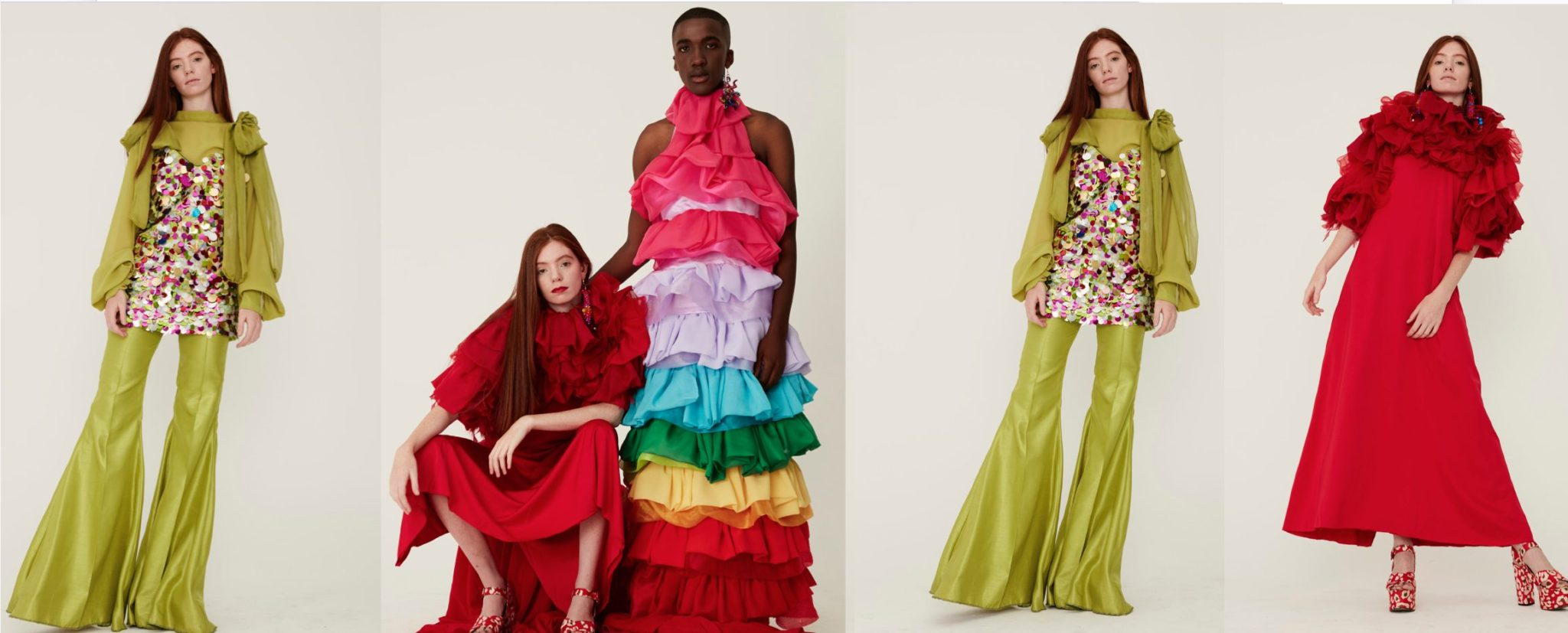 Cape Town S Stand Out Fashion Grad Liz Valentina Drops Debut Collection Between 10 And 5