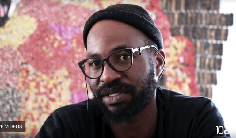 Video: In studio with artist Kudzanai Chiurai