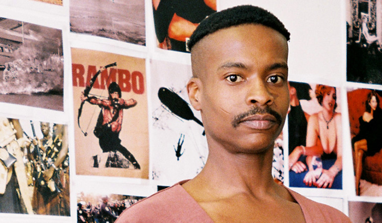 SA Artist Athi Patra Ruga Collaborates with International Fashion Label Dior