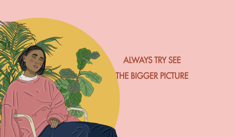South African artists make affirmation-based illustrations to lift your spirit