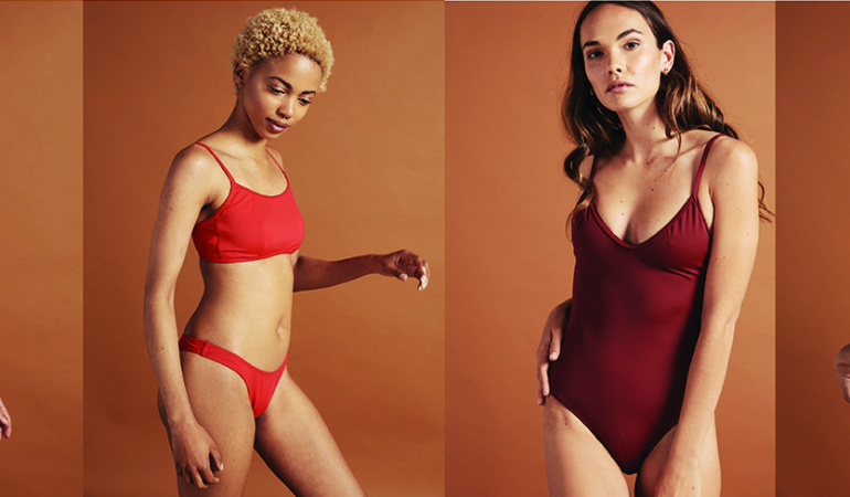 Sustainable fashion: Akina releases a new swimwear collection for the summer