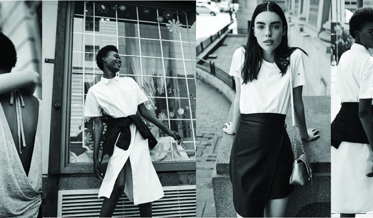Fashion designer Hamza Guelmouss drops monochrome collection with MRP