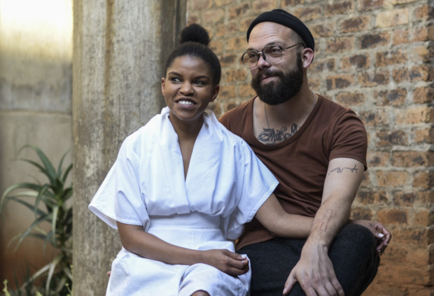 MJ Turpin and Zanele Kumalo - The powerhouse of art and media
