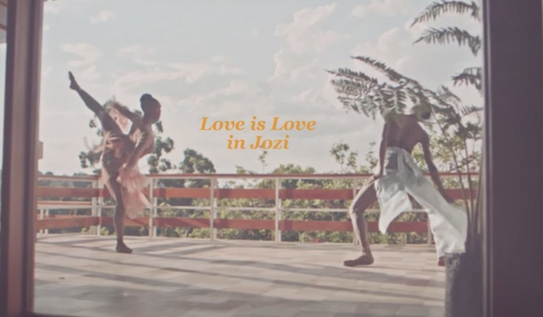 #BiteSizeBallet – Joburg dancers celebrate queer love and tackle homophobia in new film