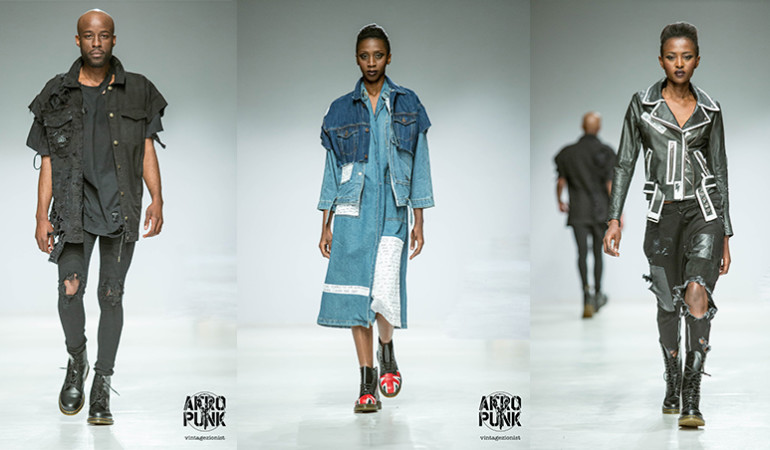 Vintage Zionist debut a bold collection inspired by AFROPUNK festival