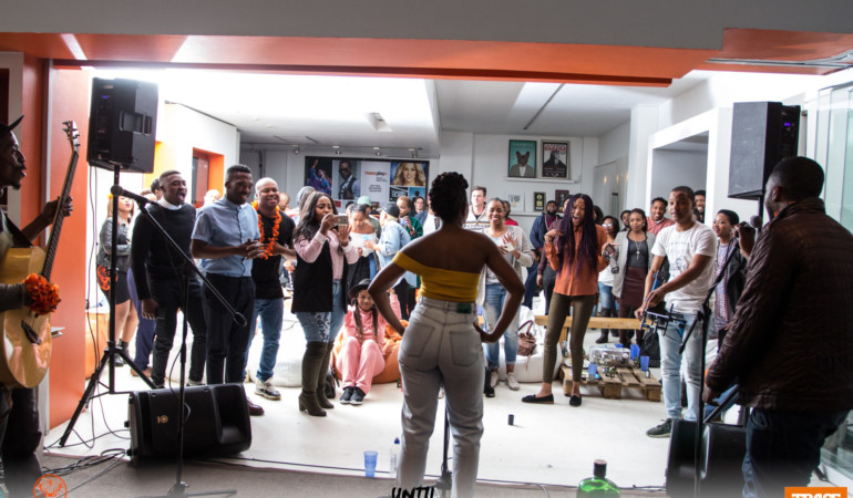 A Joburg agency is bringing life to the office space with live music shows